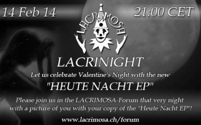 LACRINIGHT IS BACK