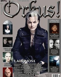 Lacrimosa cover story!